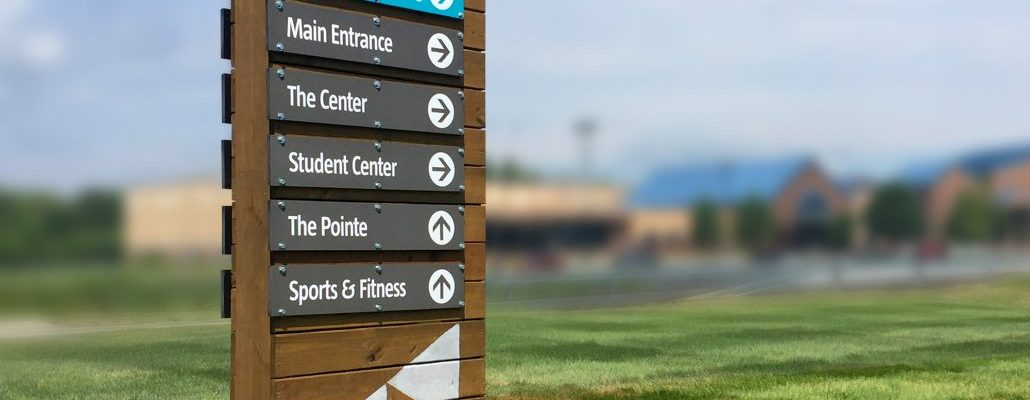 Are The Types Of Wayfinding Signage Very Informative As Well As Safe?